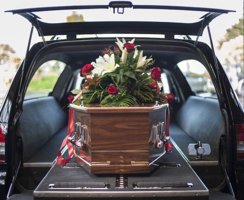 Transport funerar